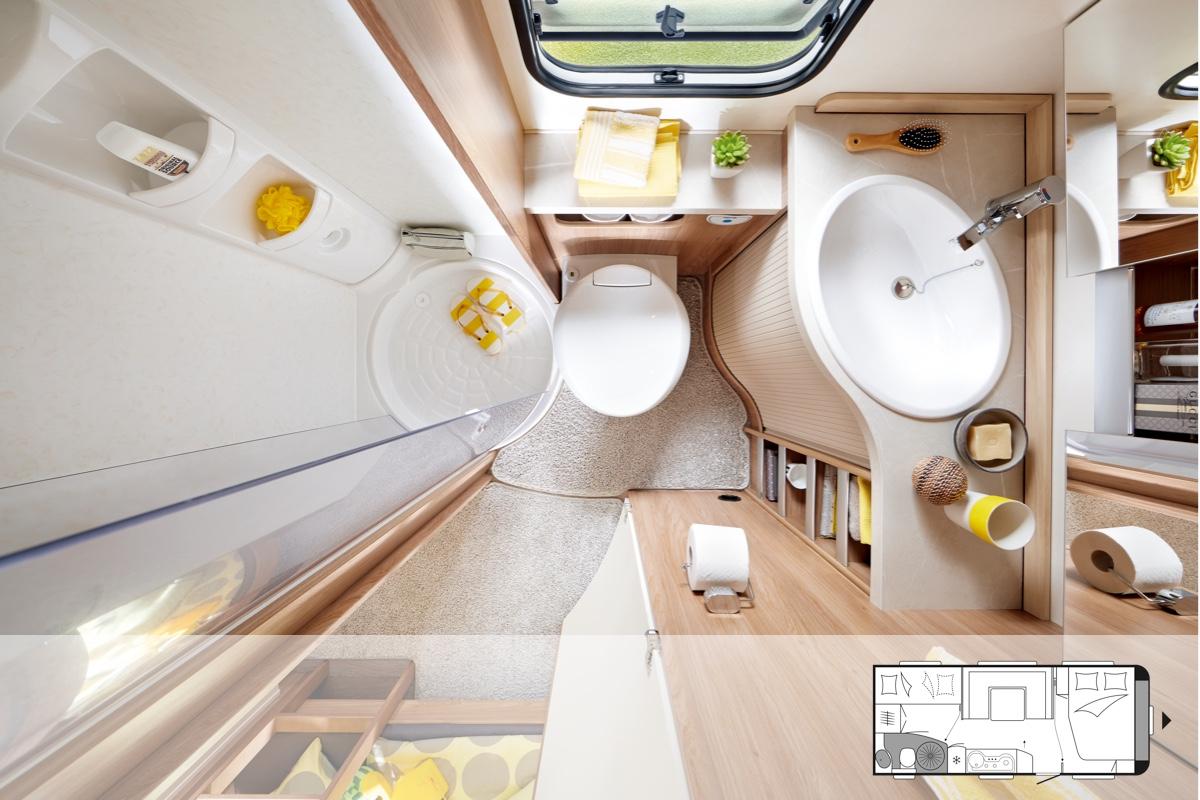 Wyposażenie Hobby Caravan