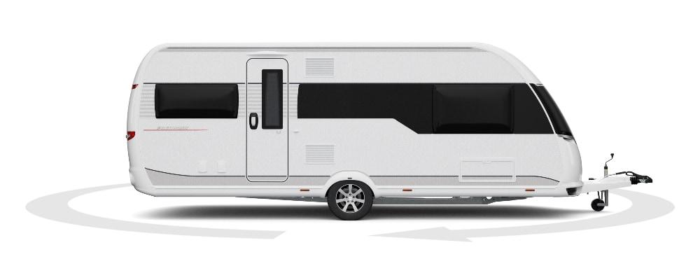 hobby campingvogn