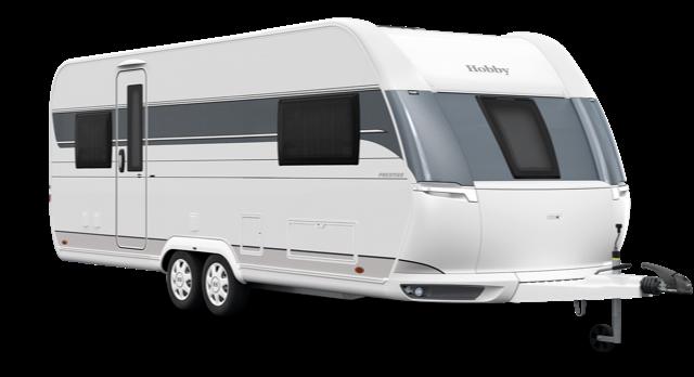 Caravan Innovations 2021 Hobby Caravan